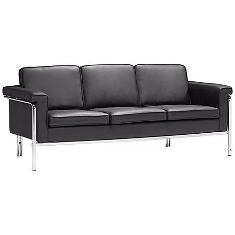 SFL00015 Modern leather sofa