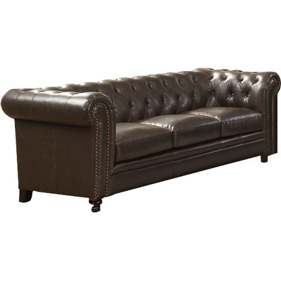 SFL00016 Modern leather sofa