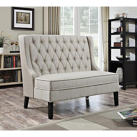 SFM00045 upholstered small sofa furniture