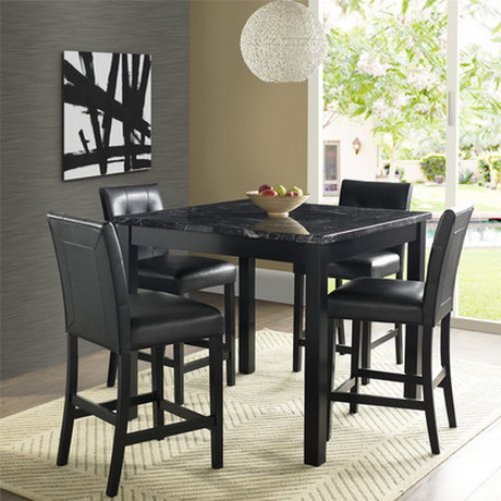 DT00166 tempered glass dining table