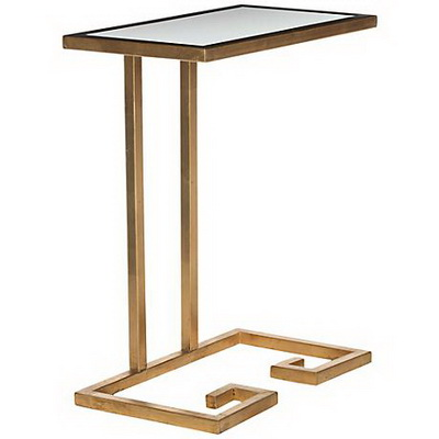 ET00225 Steel Side Table