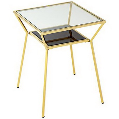 ET00233 Steel Side Table